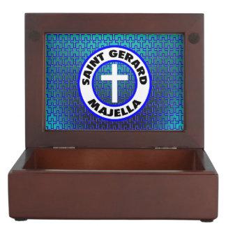 Saint Gerard Majella Keepsake Box