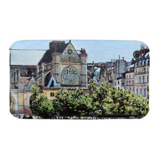 Saint Germain l'Auxerrois Claude Monet iPhone 3 Cover