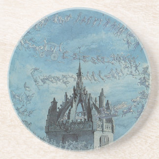Saint Giles - His Bells by Charles Altamont Doyle Coaster