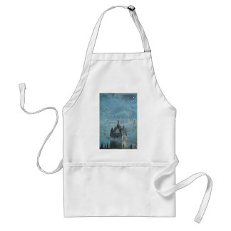 Saint Giles - His Bells by Charles Altamont Doyle Standard Apron