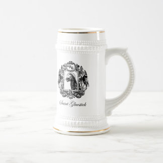Saint Gluestick Decorative Stein