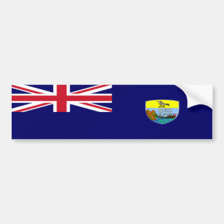 Saint Helena Bumper Sticker
