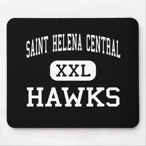 Saint Helena Central - Hawks - High - Greensburg Mouse Pads