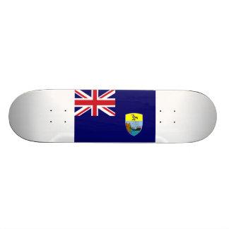 Saint Helena Flag 20 Cm Skateboard Deck