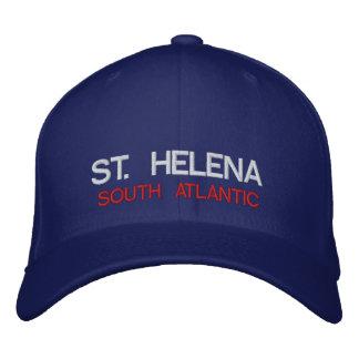 Saint Helena Island Custom Baseball Cap