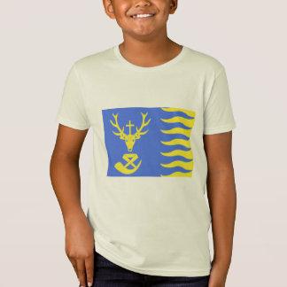 Saint-Hubert, Belgium, Belgium flag T-Shirt