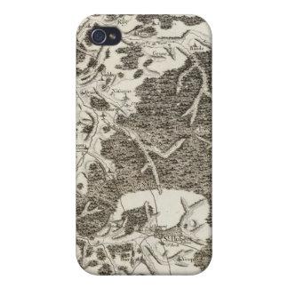 Saint Hubert iPhone 4/4S Cover