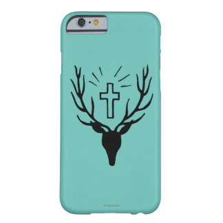 Saint Hubert's Stag Barely There iPhone 6 Case