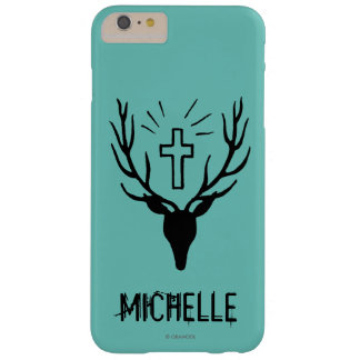 Saint Hubert's Stag Barely There iPhone 6 Plus Case