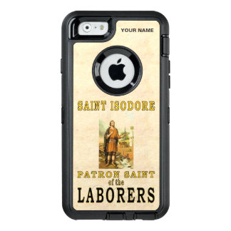 SAINT ISODORE (Patron Saint of Laborers) OtterBox iPhone 6/6s Case