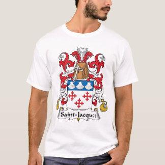 Saint-Jacques Family Crest T-Shirt