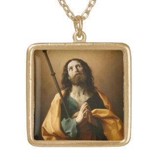 """""""Saint James"""" art necklace"""