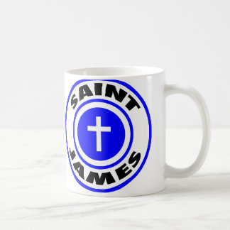 Saint James Coffee Mug