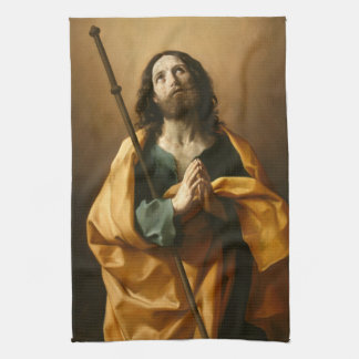 """Saint James"" hand towel"