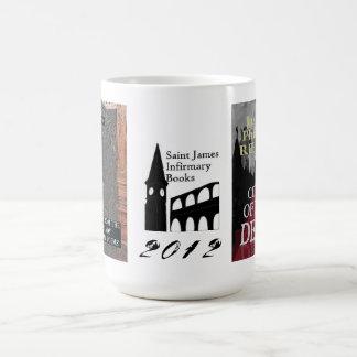 Saint James Infirmary Books 2012 Basic White Mug