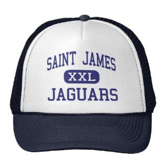 Saint James - Jaguars - Junior - Vacherie Mesh Hats