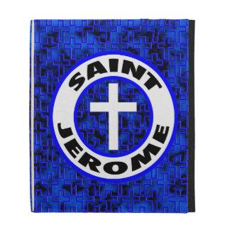 Saint Jerome iPad Folio Covers