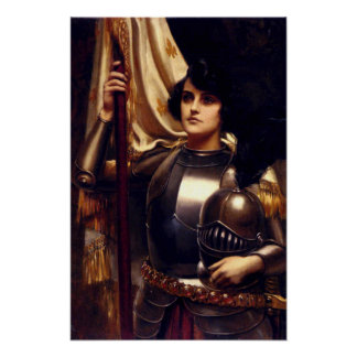 Saint Joan of Arc poster