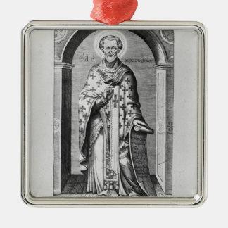 Saint John Chrysostome, 17th century Christmas Ornament