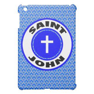 Saint John iPad Mini Cases