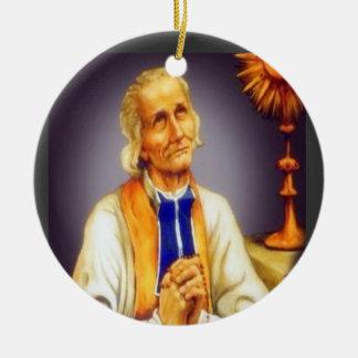 Saint John* of the Cross Christmas Ornament