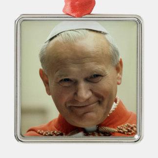Saint John Paul the Great Christmas Ornament