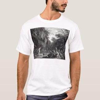 Saint John preaching in the Wilderness T-Shirt