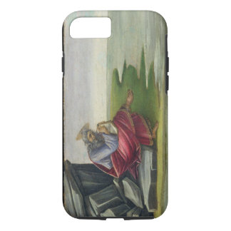 Saint John the Divine on Patmos, Writing the Book iPhone 8/7 Case