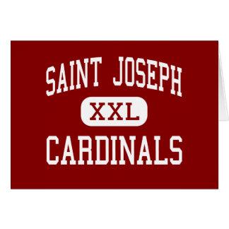 Saint Joseph - Cardinals - Middle - Appleton Cards