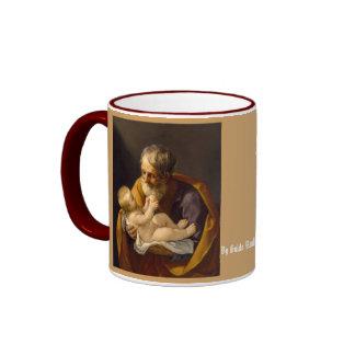 Saint Joseph Commemorative Mug