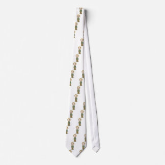 Saint Joseph Cute Catholic Tie