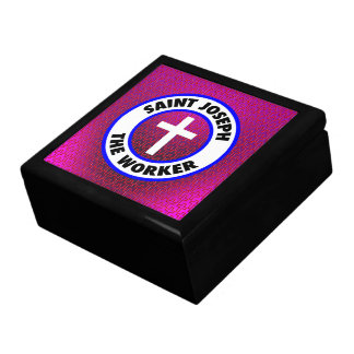 Saint Joseph the Worker Gift Box