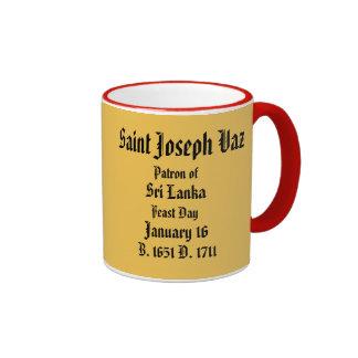 Saint Joseph Vaz* of Sri Lanka Mug