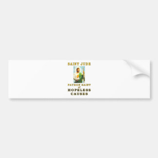 SAINT JUDE BUMPER STICKER