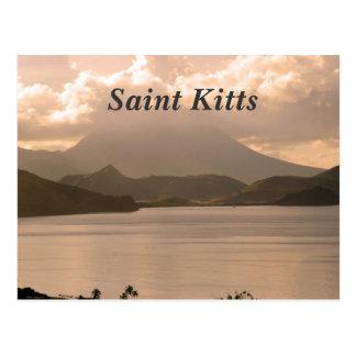 Saint Kitts and Nevis Postcard