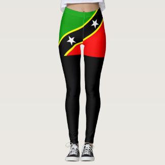 Saint Kitts & Nevis Leggings