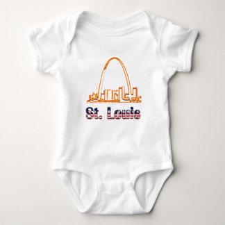 Saint Louis Arch Baby Bodysuit