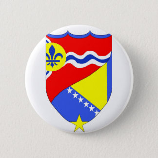 Saint Louis Missouri & Brcko Bosnia button