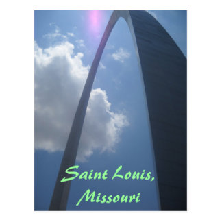 Saint Louis, Missouri Postcard