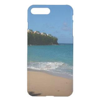 Saint Lucia Beach Tropical Vacation Landscape iPhone 8 Plus/7 Plus Case