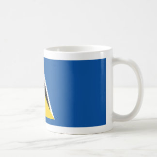 Saint Lucia Coffee Mug