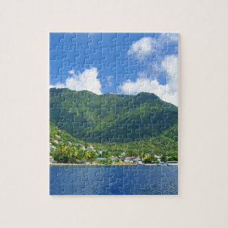 Saint Lucia Jigsaw Puzzle