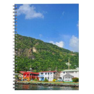 Saint Lucia Notebook