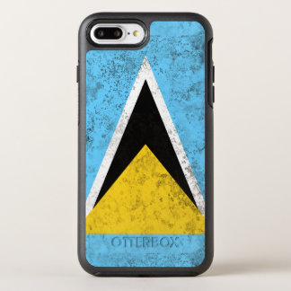 Saint Lucia OtterBox Symmetry iPhone 8 Plus/7 Plus Case