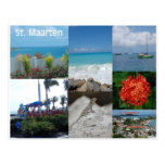 Saint Maarten Photo Collage by Khoncepts