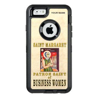 SAINT MARGARET (Patron Saint of Business Women) OtterBox iPhone 6/6s Case