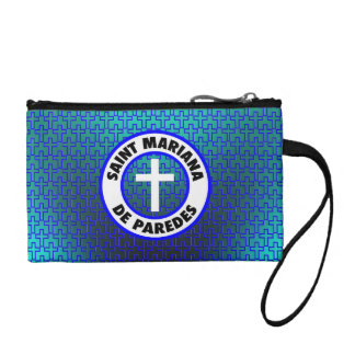 Saint Mariana De Paredes Change Purse