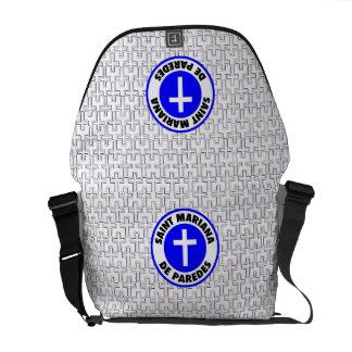 Saint Mariana De Paredes Messenger Bags