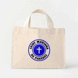 Saint Mariana De Paredes Tote Bags