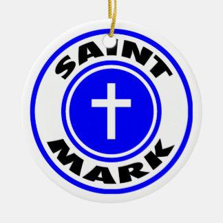 Saint Mark Ornaments